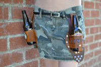 Sexy Lady Holstar Beer Holsters