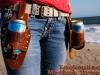 medium-brown-double-holstars-beach
