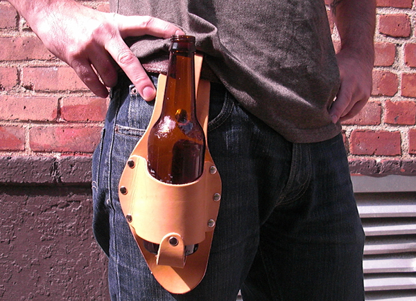 Light-Brown-Plano-Holstar-Beer-Holster-with-Bottle